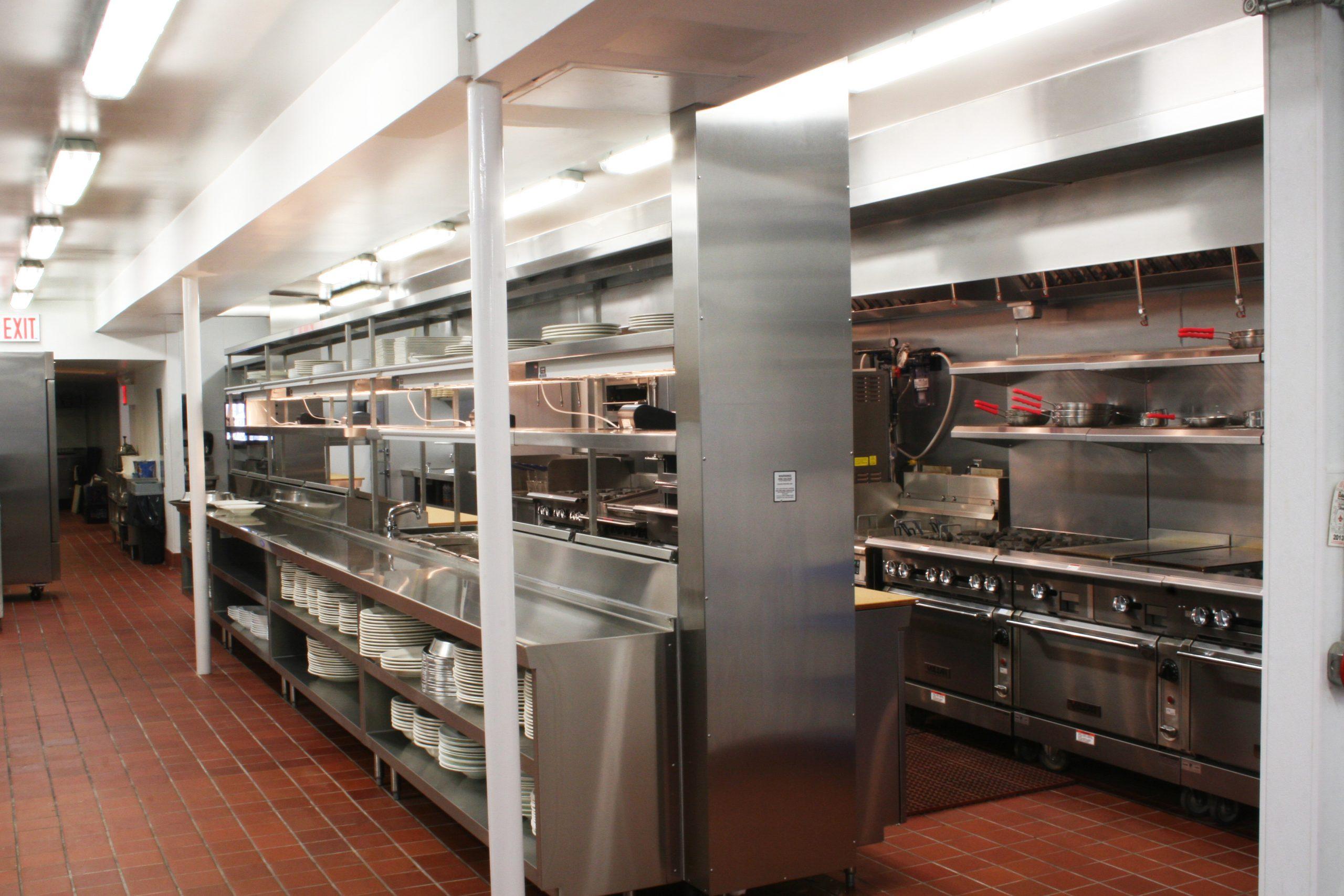 Custom Chef Service Counters